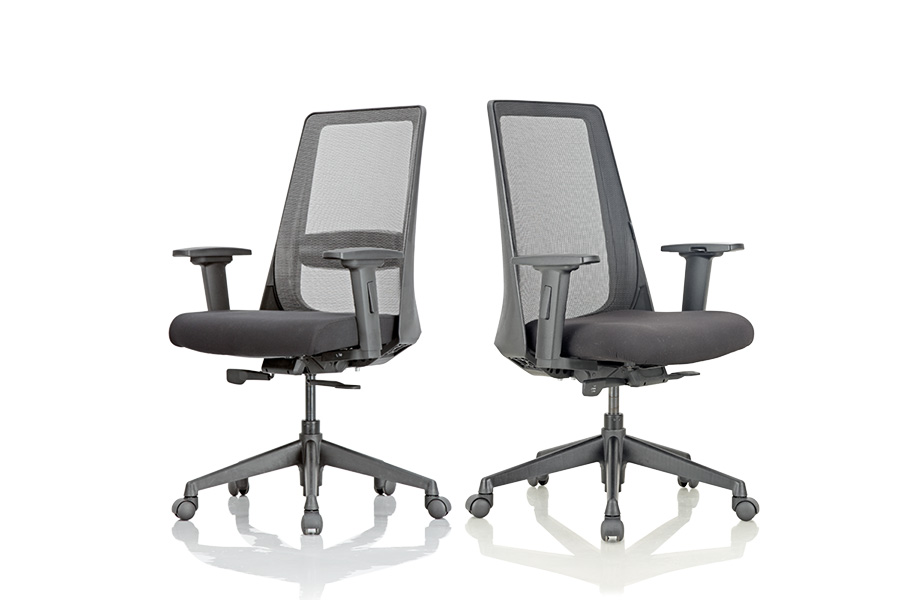 office chairs best ergonomic premium and executive designer office chairs manfacturers online featherlite - Designer Desk Chairs