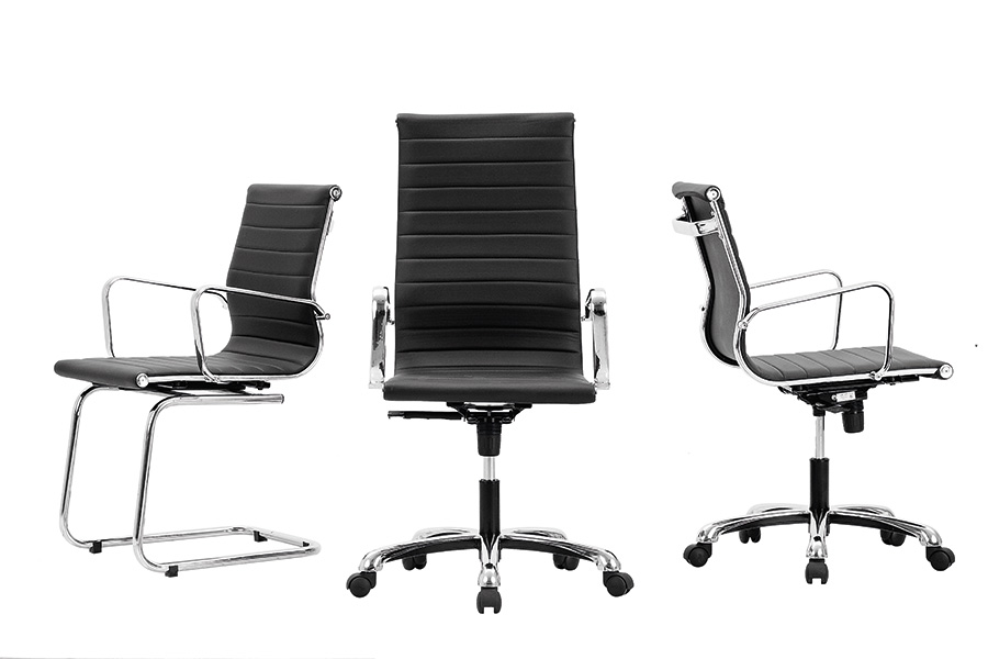 Chrome Office Chairs Premium Office Chairs High Back Chairs Online Featherlite