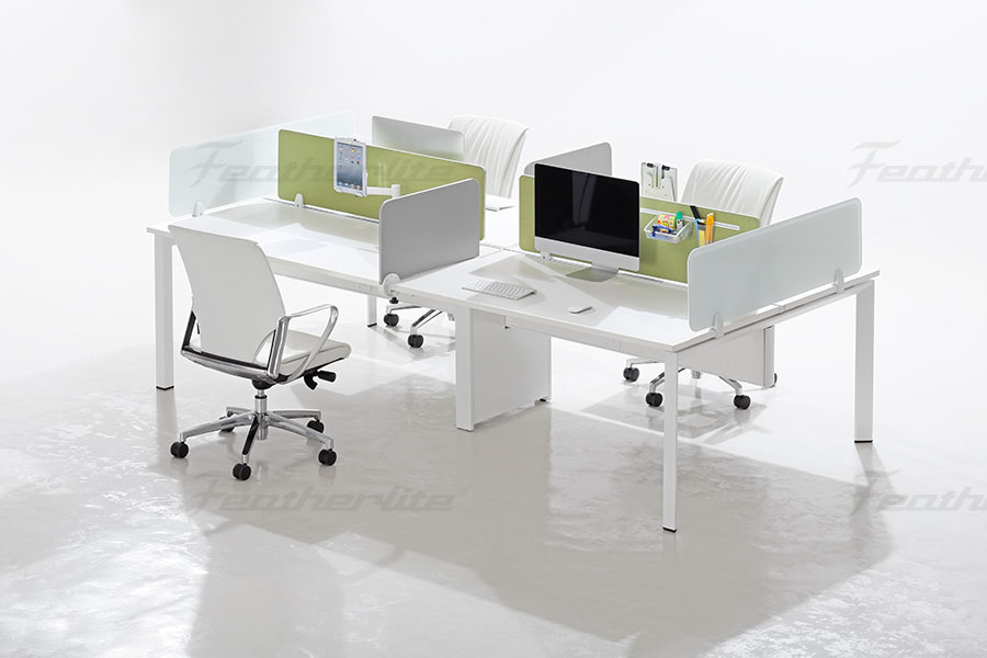 Featherlite Collaborate Linear Workstations Office