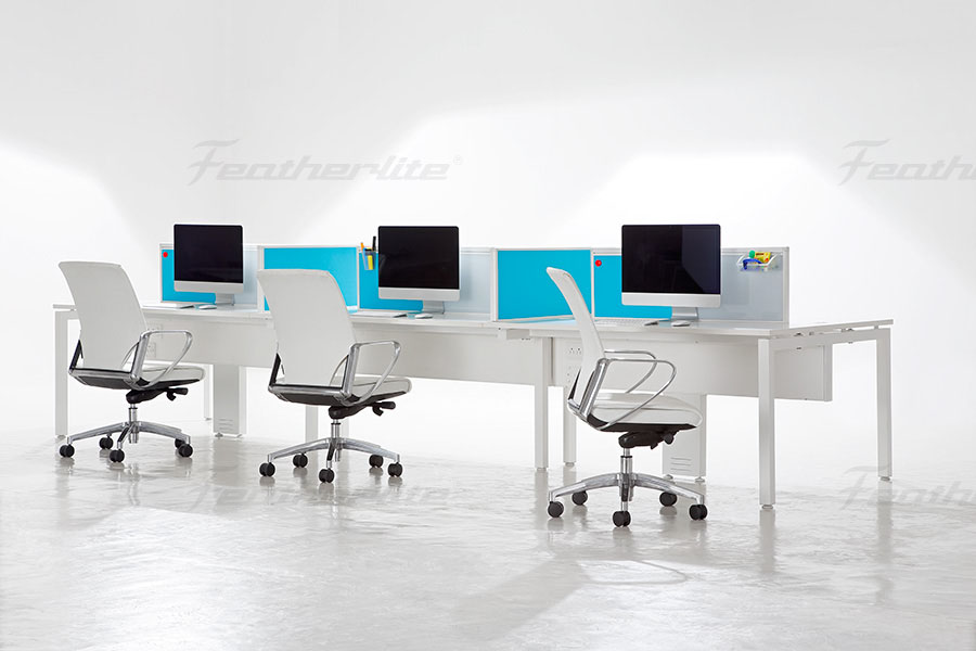 Featherlite Perform Linear Workstations Office