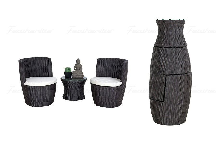 Balcony Sets Online India Furniture Online Featherlite