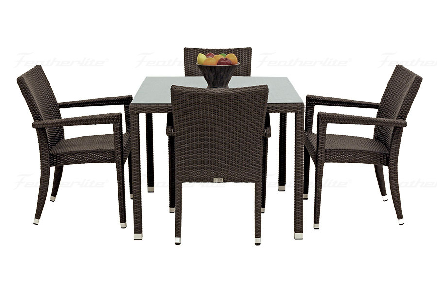 Outdoor dining sets online india premier furniture store for Outdoor furniture india