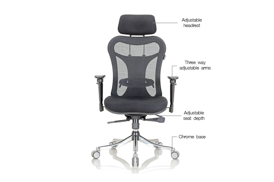 Optima Office Chairs High Back Chairs amp Premium Office