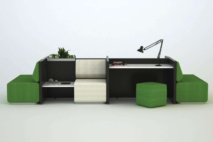 Loungers Workstation Furniture