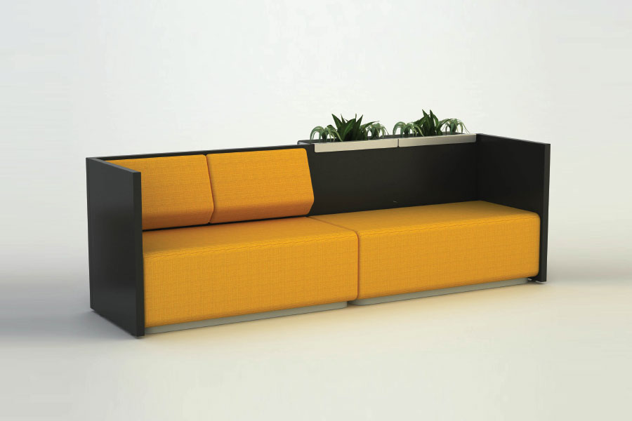 Modular Seating For Office