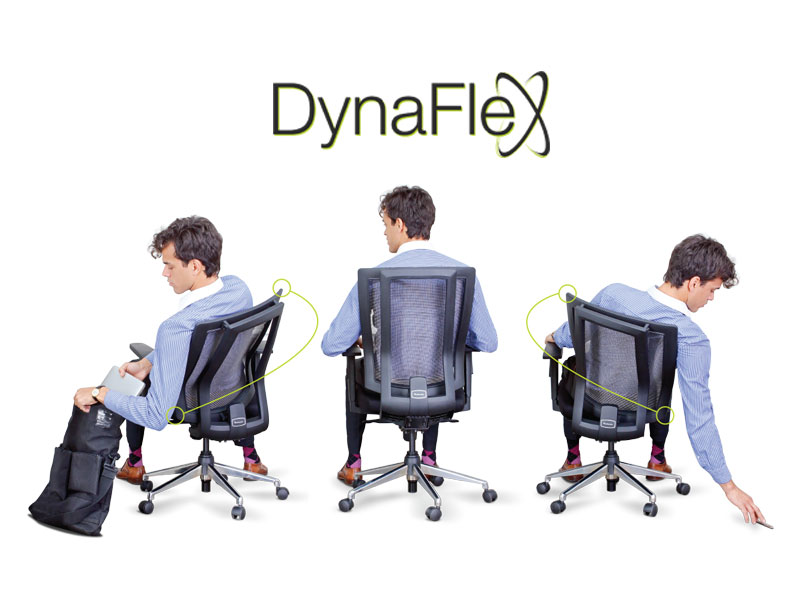 Liberate Office Chairs, High Back and Ergonomic Chairs